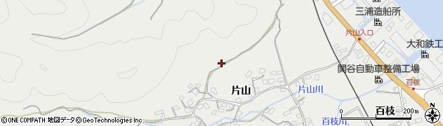 大分県佐伯市海崎1284周辺の地図