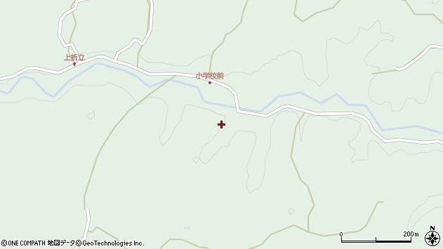 大分県竹田市平田5136周辺の地図