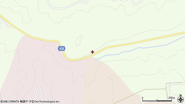 大分県竹田市刈小野1356周辺の地図