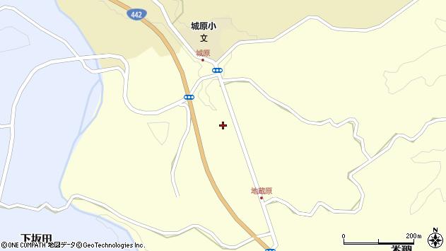 大分県竹田市米納1058周辺の地図