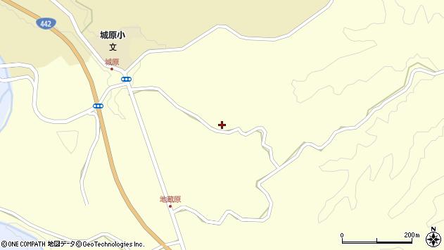 大分県竹田市米納2605周辺の地図