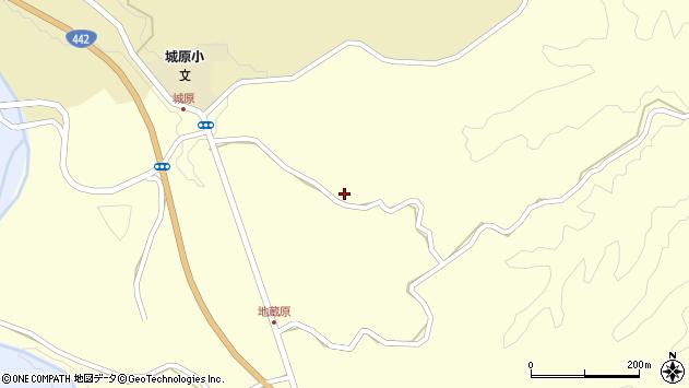 大分県竹田市米納2673周辺の地図
