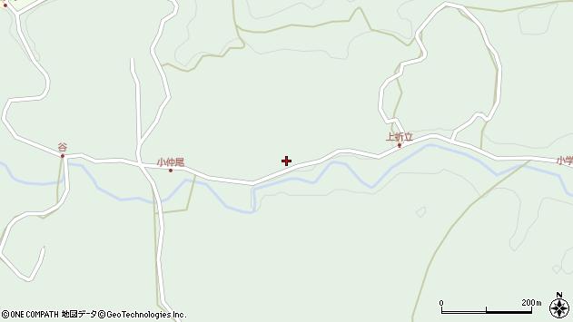 大分県竹田市平田5998周辺の地図