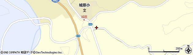 大分県竹田市米納2719周辺の地図