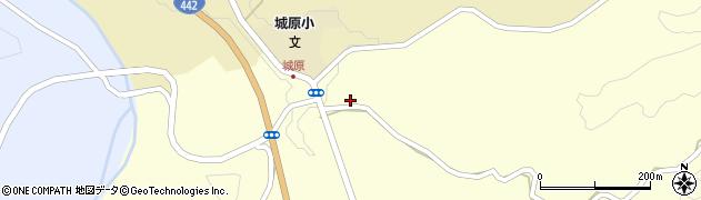 大分県竹田市米納2717周辺の地図