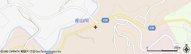 大分県竹田市久住町大字添ケ津留147周辺の地図
