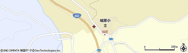大分県竹田市米納1032周辺の地図