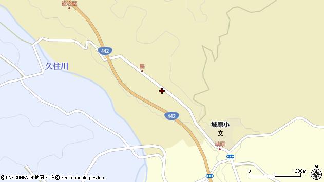 大分県竹田市城原1770周辺の地図