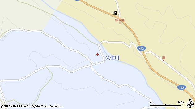 大分県竹田市下坂田1263周辺の地図