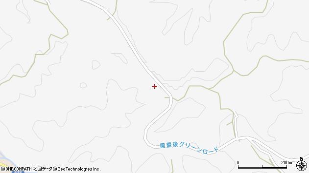 大分県竹田市久住町大字白丹6211周辺の地図