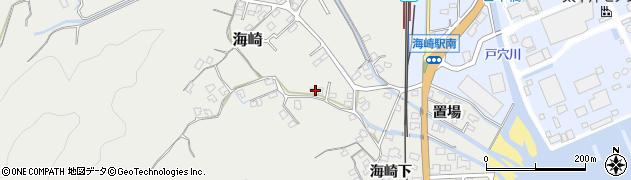 大分県佐伯市海崎2492周辺の地図