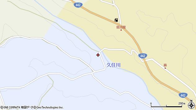 大分県竹田市下坂田1265周辺の地図
