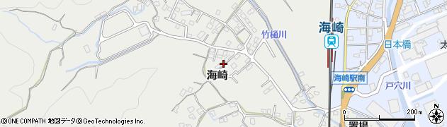 大分県佐伯市海崎2471周辺の地図