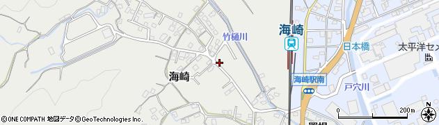 大分県佐伯市海崎2532周辺の地図
