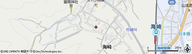 大分県佐伯市海崎2453周辺の地図
