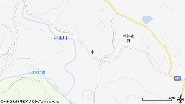 大分県竹田市古園481周辺の地図