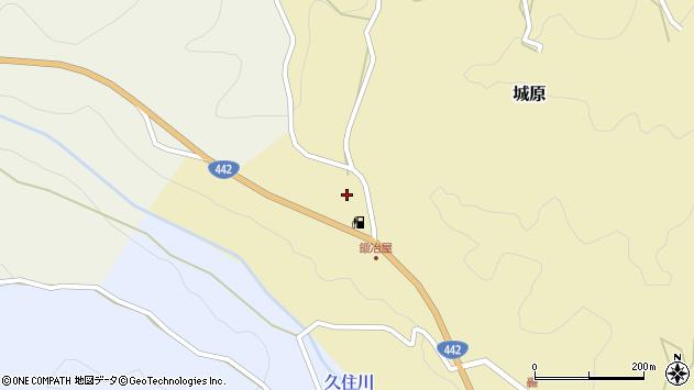 大分県竹田市城原1992周辺の地図
