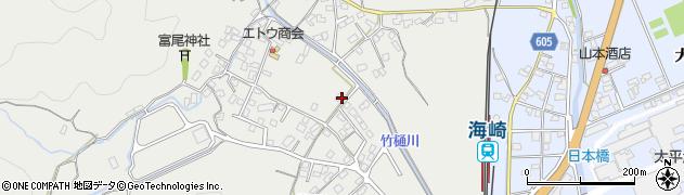 大分県佐伯市海崎2559周辺の地図