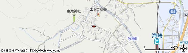 大分県佐伯市海崎2449周辺の地図