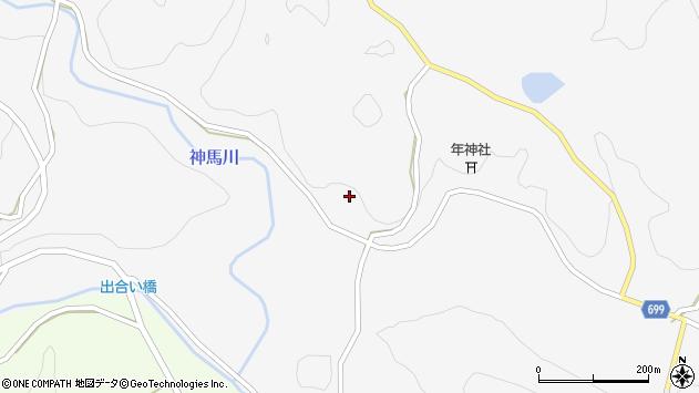大分県竹田市古園479周辺の地図