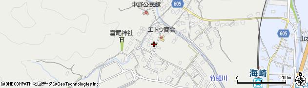 大分県佐伯市海崎2568周辺の地図