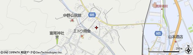 大分県佐伯市海崎3402周辺の地図