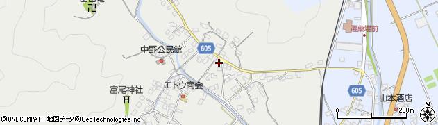 大分県佐伯市海崎3387周辺の地図