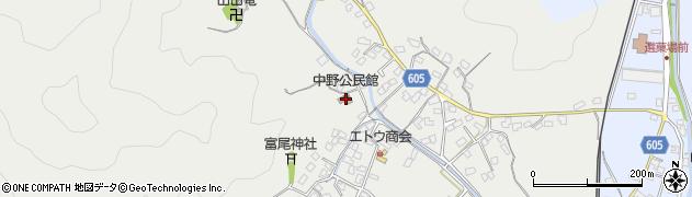 大分県佐伯市海崎2651周辺の地図
