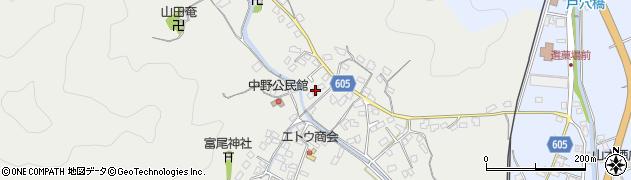 大分県佐伯市海崎3270周辺の地図