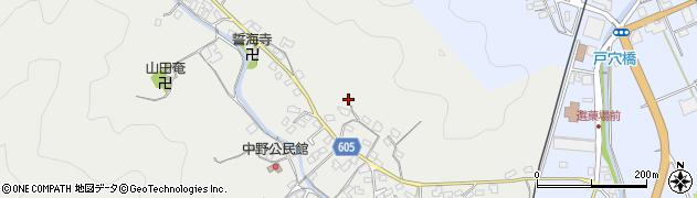 大分県佐伯市海崎3310周辺の地図
