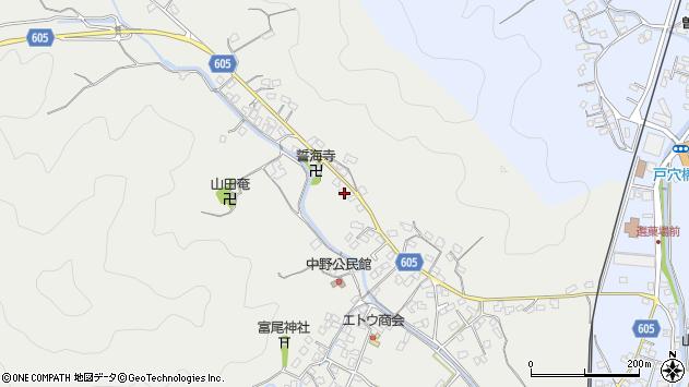 大分県佐伯市海崎3256周辺の地図