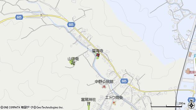 大分県佐伯市海崎3248周辺の地図