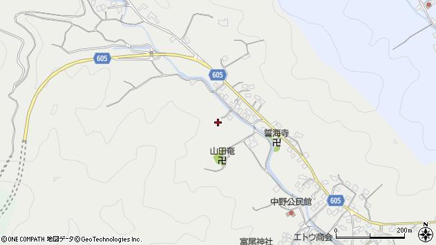 大分県佐伯市海崎2749周辺の地図