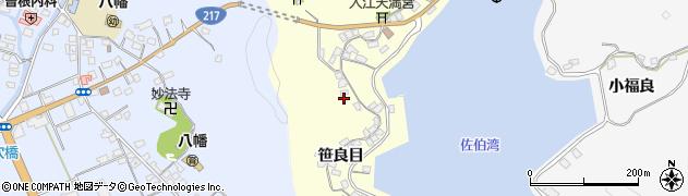 大分県佐伯市霞ケ浦250周辺の地図