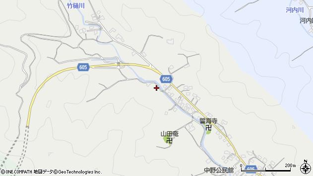 大分県佐伯市海崎2763周辺の地図
