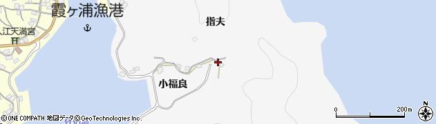 大分県佐伯市狩生3382周辺の地図