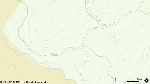 大分県竹田市高伏483周辺の地図