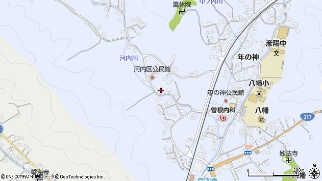 大分県佐伯市戸穴812周辺の地図