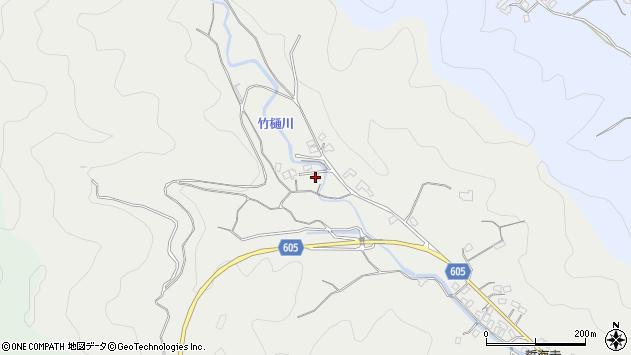 大分県佐伯市海崎2930周辺の地図