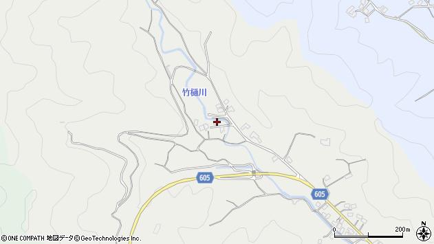 大分県佐伯市海崎3061周辺の地図