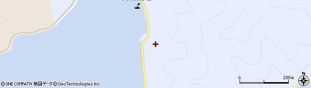 大分県佐伯市片神浦541周辺の地図