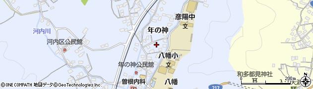 大分県佐伯市戸穴1551周辺の地図