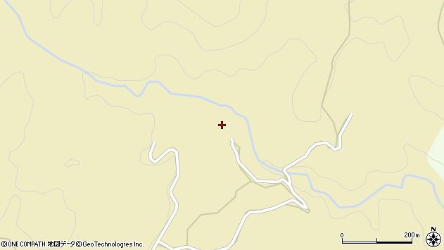 大分県竹田市城原425周辺の地図
