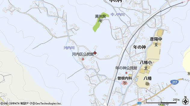 大分県佐伯市戸穴1363周辺の地図