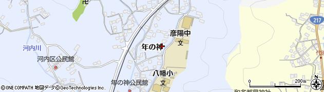 大分県佐伯市戸穴1577周辺の地図