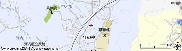 大分県佐伯市戸穴1590周辺の地図
