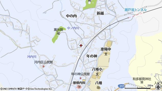 大分県佐伯市戸穴1430周辺の地図