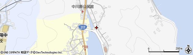大分県佐伯市狩生3097周辺の地図