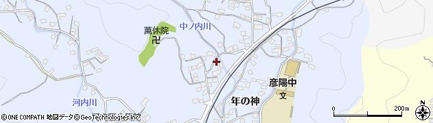 大分県佐伯市戸穴1426周辺の地図