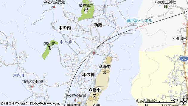 大分県佐伯市戸穴1648周辺の地図
